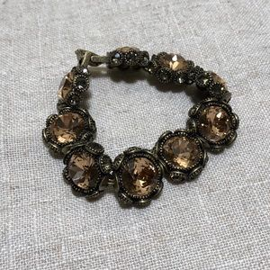 C+I Crystal Sparkle Bracelet